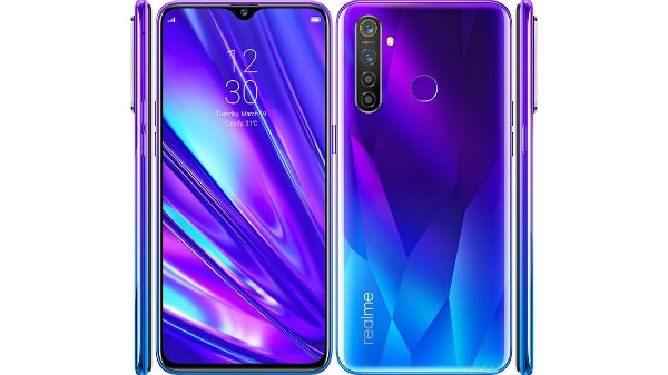 Realme 5 Pro (Android 10 roll out)