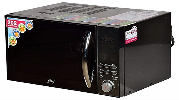 2. Godrej 25 L Convection Microwave