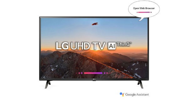 LG 123cm (49 inch) Ultra HD (4K) LED Smart TV 2018 Edition
