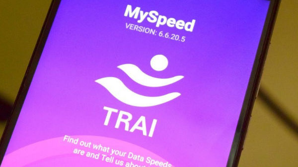 MySpeed (TRAI)