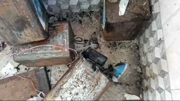 Mobile Phone Blast: ഒഡീഷയിൽ മൊബൈൽ ഫോൺ പൊട്ടിത്തെറിച്ച് യുവാവ് മരിച്ച
