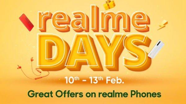 Flipkart Realme Offers: റിയൽമി സ്മാർട്ട്ഫോണുകൾക്ക് വൻ ഓഫറുകളുമായി ഫ്ലിപ്പ്കാർട്ട് റിയൽമി സെയിൽ