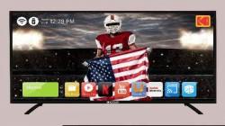 ഫ്ലിപ്കാർട്ടിന്റെ ഓഫർ സെയിലിൽ കൊഡാക്കിന്റെ HD LED TVകൾക്ക് വമ്പിച്ച വിലക്കുറവ്! അതും 30% വരെ..!