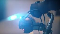 സൈക്കിൾ സഞ്ചാരികൾക്കായി 'ബൈക്ക് ലൈറ്റ്നിങ്' സംവിധാനം വികസിപ്പിച്ച് ഈ ഫ്രഞ്ചുകാരൻ